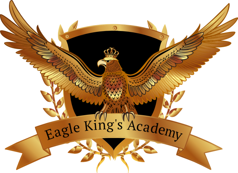 Official logo of the Eagle King's Academy
